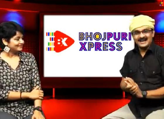 RJ Rakesh & Pragya in Bhojpuria Style Episode 3